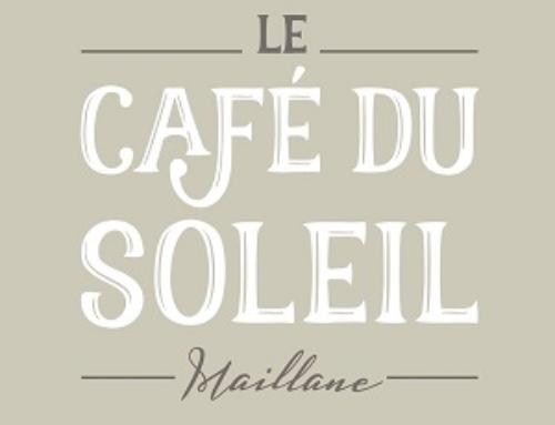 Le Café du Soleil, Restaurant à Maillane