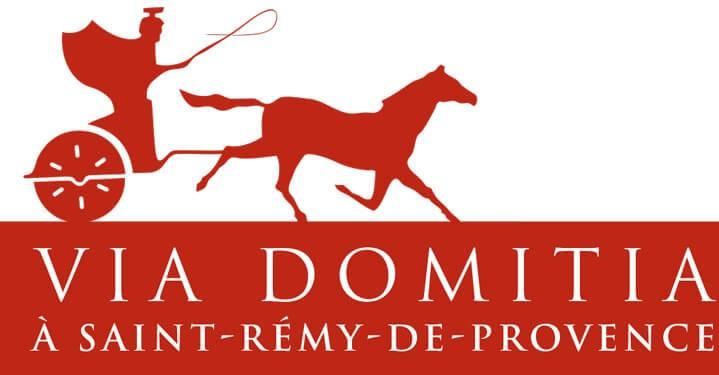 balade via domitia saint rémy de provence