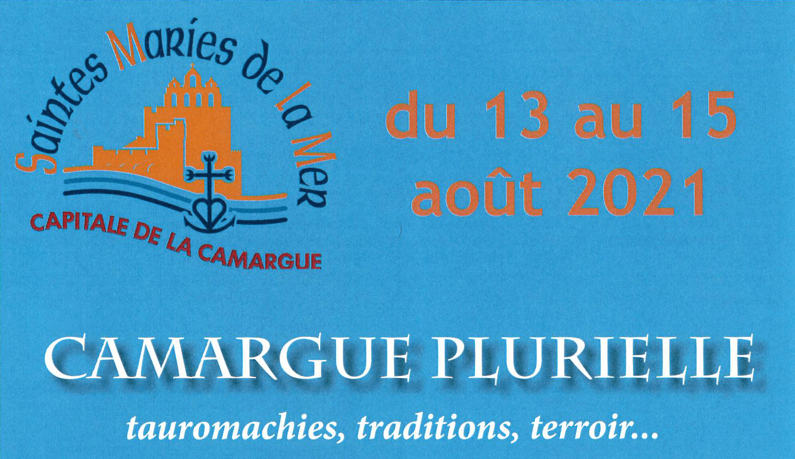 Camargue Plurielle 2021 aux Saintes Maries de la Mer
