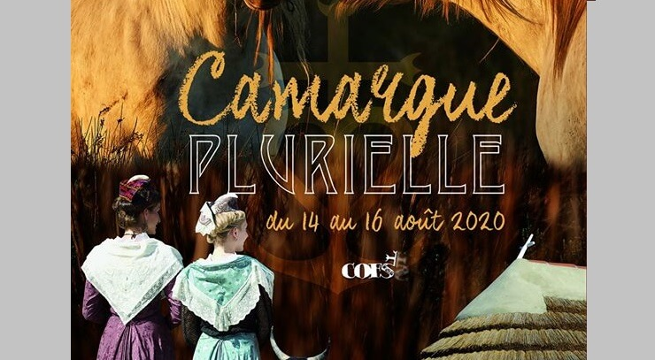 Camargue Plurielle 2020 aux Saintes Maries de la Mer