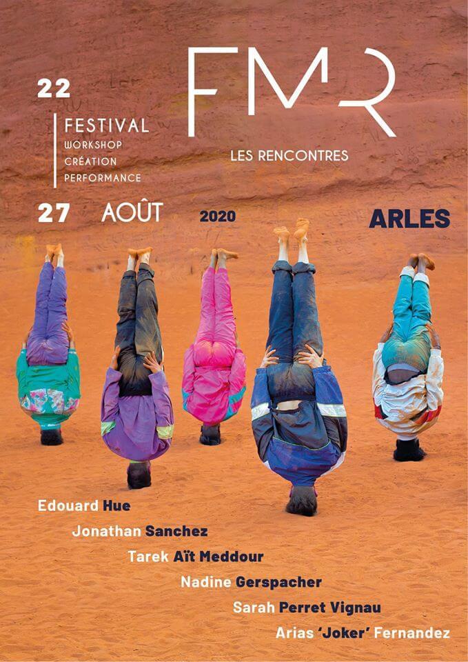 Danse à Arles - Les Rencontres FMR 2020