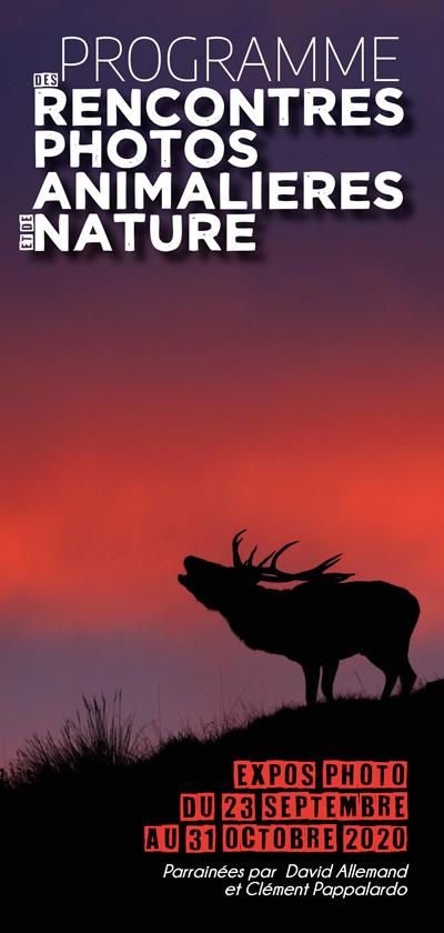 rencontres photos animalières et de nature 2020