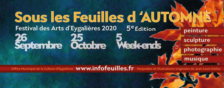 Festival des Arts 2020 à Eygalières