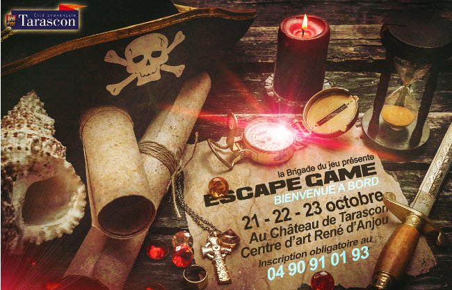 escape game tarascon