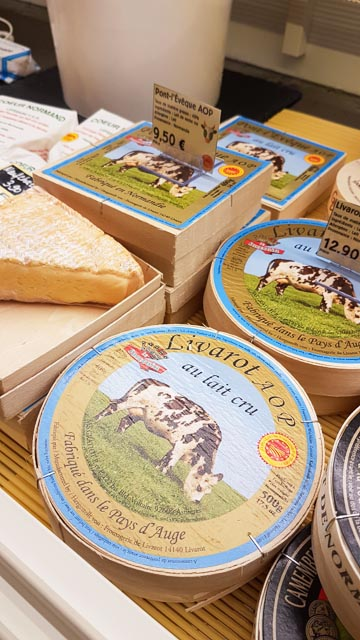 fromagerie Arlésienne à Arles - fromages et crèmerie
