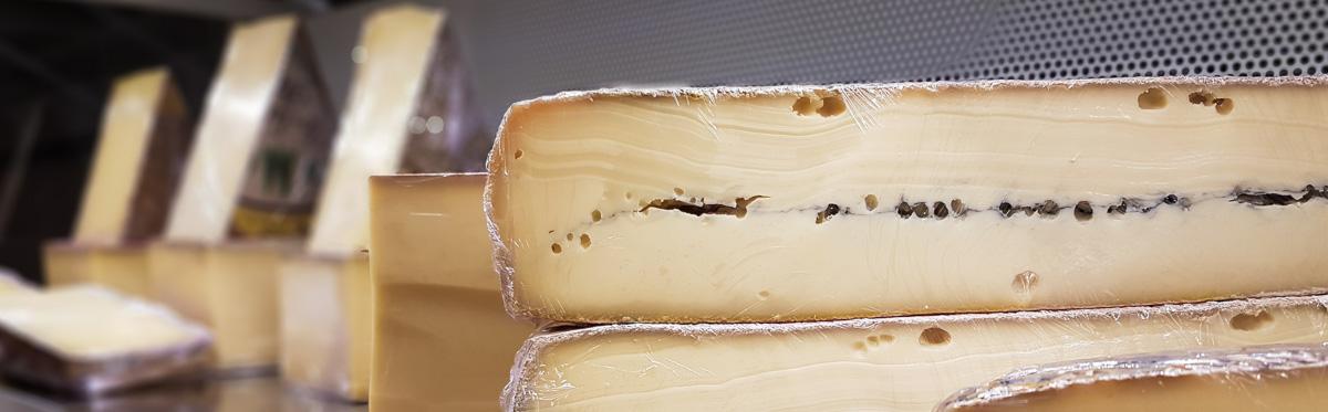 fromagerie arlesienne à Arles - tous les fromages de France et des Alpilles