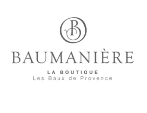 Boutique Baumanière aux Baux de Provence