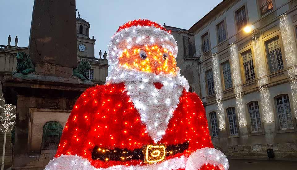 Noel 2020 à Arles, Alpilles et Camargue