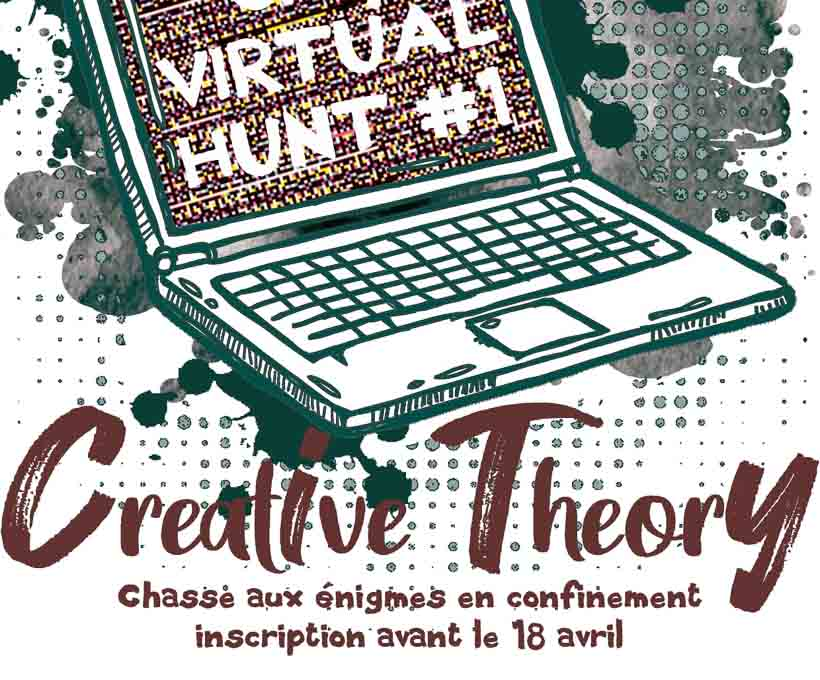 City Virtual Hunt #1 à Arles du 18 au 25 avril 2021 avec Creative Theory Arles