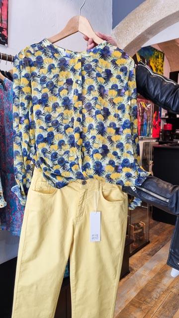 Boutique mode SYS Sol y Sombra à Arles