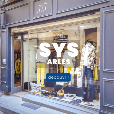 Boutique mode et créations locales à Arles - SYS Sol y Sombra