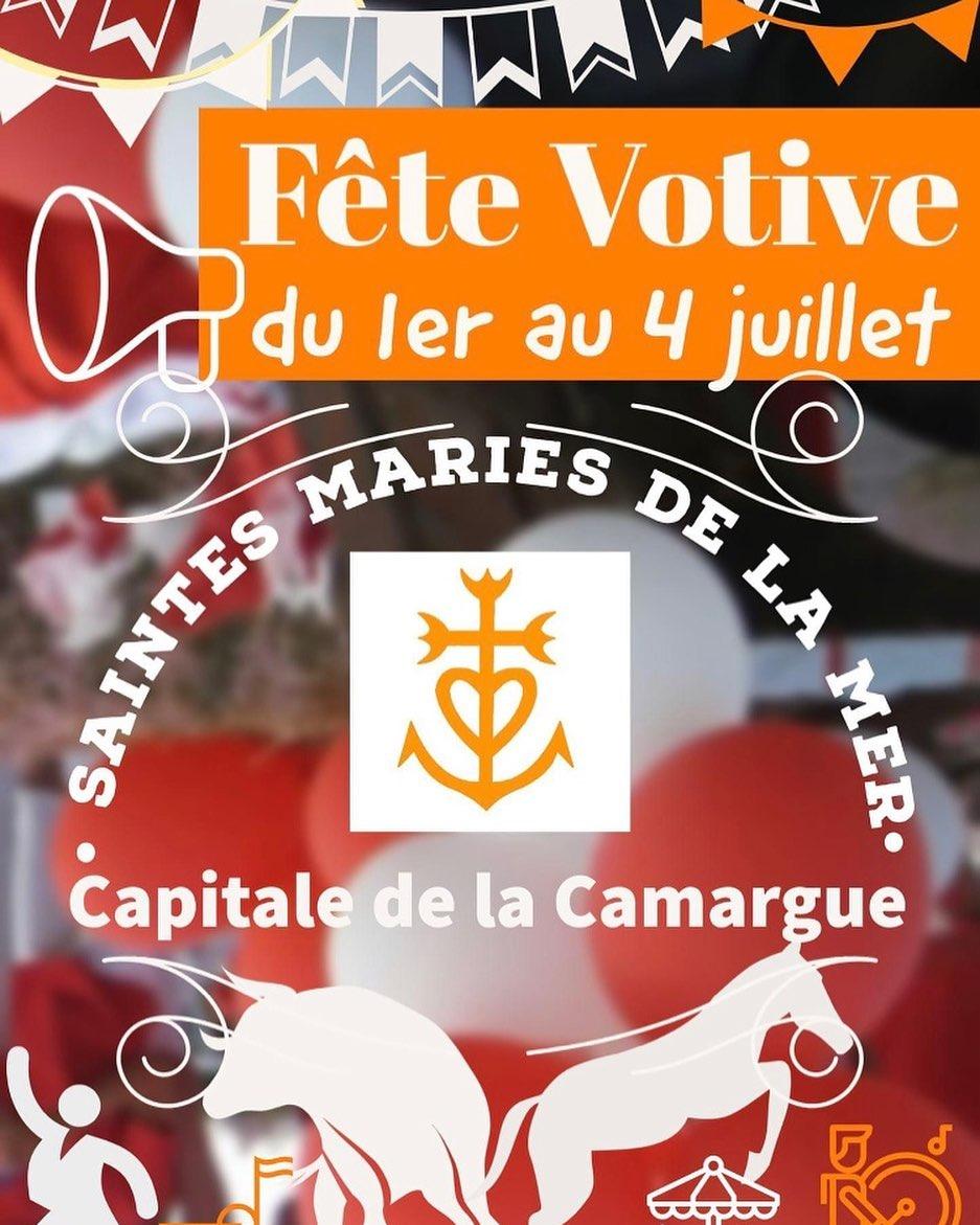 Calendrier Fete Votive 2022 Fête Votive 2021 Saintes Maries de la Mer