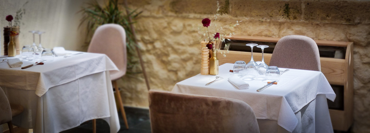 L'oriel est un restaurant gastronomique installée à Arles près de la place du Forum