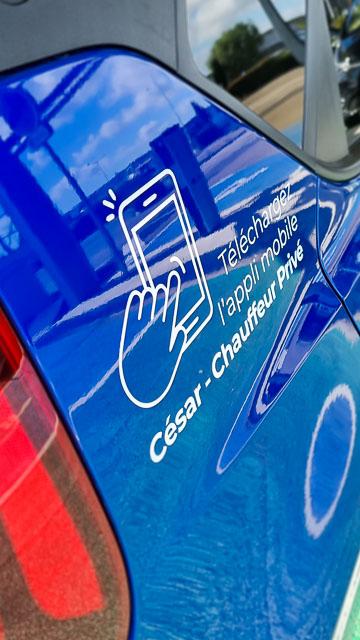 VTC et taxi à Arles - César Chauffeur Privé