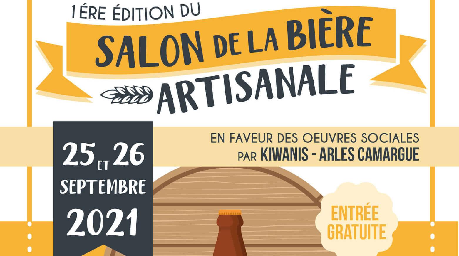 salon de la bière artisanale à Arles